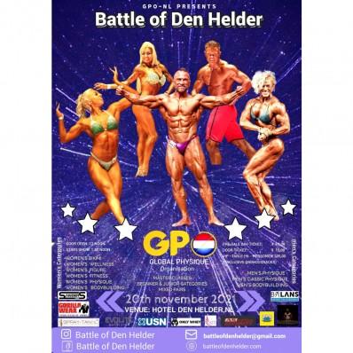 GPO - Battle of Den Helder's Spray Tanning Service