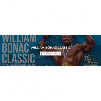 WILLIAM BONAC CLASSIC 2018