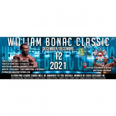 WILLIAM BONAC CLASSIC SPRAY-TANNING SERVICE