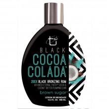 BROWN SUGAR - BLACK COCOA COLADA 400ml - 200x BRONZERS