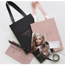 Vani-T Luxe papieren tasjes (alleen ROZE verkrijgbaar)